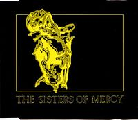 Обложка сингла «Under the Gun» (The Sisters of Mercy, 1993)