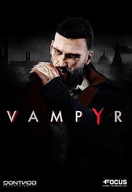 Картинки по запросу Vampyr
