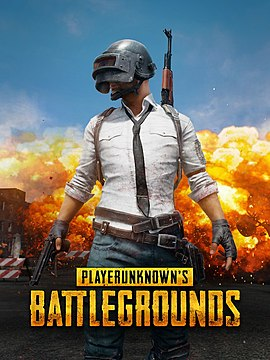 Логотип игры PlayerUnknown's Battlegrounds.jpg