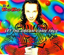 DJ BoBo — Let the Dream Come True (studio acapella)