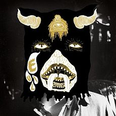 Обложка альбома Portugal. The Man «Evil Friends» (2013)