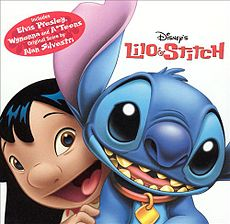 Обложка альбома  «Lilo & Stitch: An Original Walt Disney Records Soundtrack» (2002)