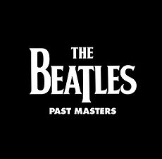 Обложка альбома The Beatles «Past Masters» (1988)