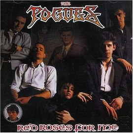 Обложка альбома The Pogues «Red Roses for Me» (1984)