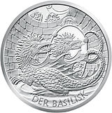 2009 The Basilisk of Vienna Back.JPG