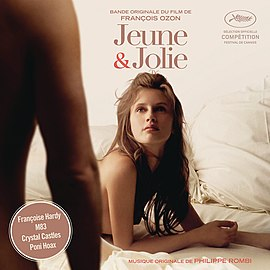 Обложка альбома «Jeune & Jolie Album par Philippe Rombi» (2013)
