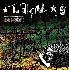 Обложка альбома 65daysofstatic «The Fall of Math» (2004)