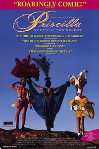 «Приключения Присциллы, Королевы Пустыни» — 1994