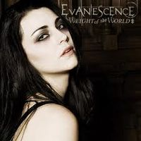 Обложка сингла «Weight of the World» (Evanescence, 2007)