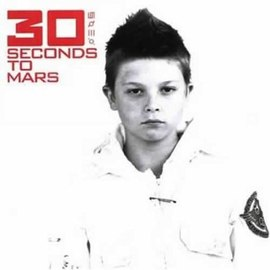 Обложка альбома 30 Seconds to Mars «30 Seconds to Mars» (2002)