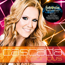 Обложка сингла «Glorious» («Cascada», 2013)