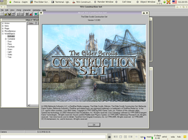 The Elder Scrolls IV Construction Set screenshot.png
