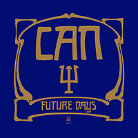 Обложка альбома Can «Future Days» (1973)
