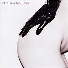 Обложка альбома The Strokes «Is This It» (2001)