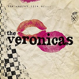 Обложка альбома The Veronicas «The Secret Life Of…» (2005)
