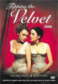 Tipping the velvet poster.JPG