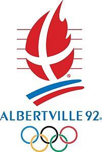Эмблема Зимних Олимпийских игр 1992