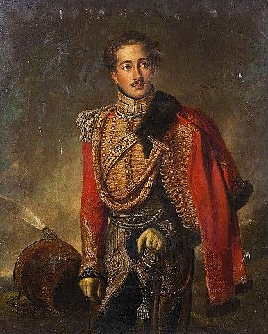 Эспер Александрович, сын
