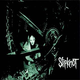 Обложка альбома Slipknot «Mate. Feed. Kill. Repeat.» (1996)