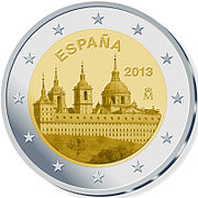 €2 commemorative coin Spain 2013.jpg