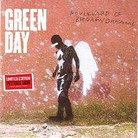 Обложка сингла «Boulevard of Broken Dreams» (Green Day, 2004)