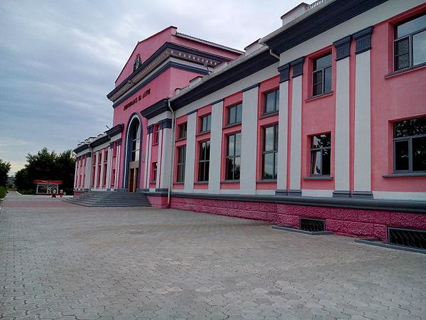 Комсомольск на амуре - оказался приятным во всех отношениях городом!