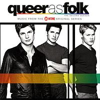 Обложка альбома  «Queer As Folk: The Second Season Soundtrack» (2002)