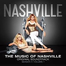 Обложка альбома  «The Music of Nashville: Season 1 Volume 1» (2012)