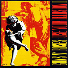 Обложка альбома Guns N' Roses «Use Your Illusion I» (1991)