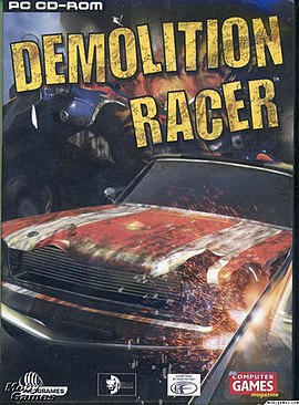 Demolition Racer PC cover.jpg