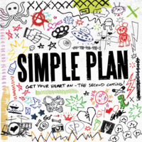 Обложка альбома Simple Plan «Get Your Heart On — The Second Coming!» (2013)