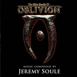 Обложка альбома к The Elder Scrolls IV: Oblivion «The Elder Scrolls IV: Oblivion Original Soundtrack» ()