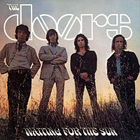 Обложка альбома The Doors «Waiting for the Sun» (1968)