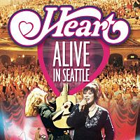 Обложка альбома Heart «Alive in Seattle» (2003)