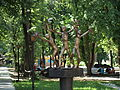 Monument to Children - Park Orlyonok in Voronezh, 20090628.jpg
