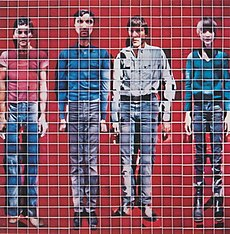 Обложка альбома Talking Heads «More Songs About Buildings and Food» (1978)