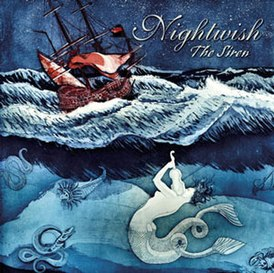 Обложка сингла Nightwish «The Siren» (2005)