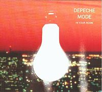 Обложка сингла «In Your Room» (Depeche Mode, 1994)