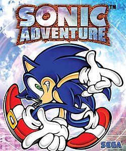 sonic adventure � Википедия