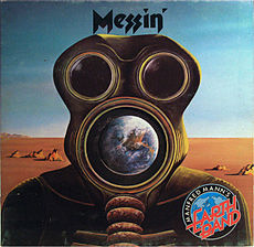 Обложка альбома Manfred Mann's Earth Band «Messin'» (1973)