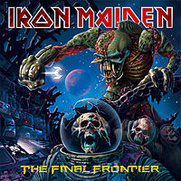 Обложка альбома Iron Maiden «The Final Frontier» (2010)