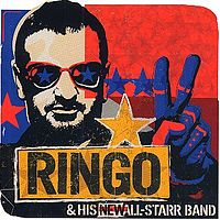 Обложка альбома Ринго Старра «King Biscuit Flower Hour Presents Ringo & His New All-Starr Band» (2002)