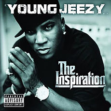 Обложка альбома Young Jeezy «The Inspiration» (2006)