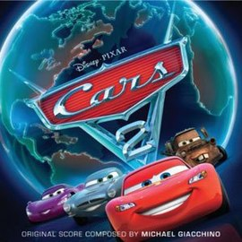 Обложка альбома «Cars 2: Original Mortion Picture Score» (2011)