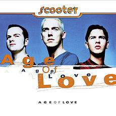 Обложка альбома Scooter «Age of Love» (1997)