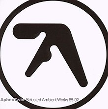 Обложка альбома Aphex Twin «Selected Ambient Works 85–92» (1992)