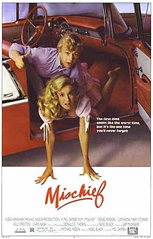 Poster of the movie Mischief.jpg