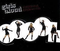 Обложка сингла «Something Kinda Ooooh» (Girls Aloud, 2006)