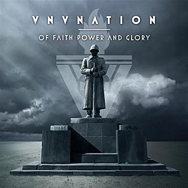 Обложка альбома VNV Nation «Of Faith, Power and Glory» (2009)