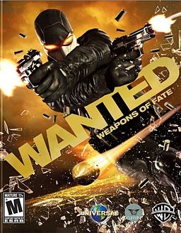 Wanted weapons of fate скачать игру